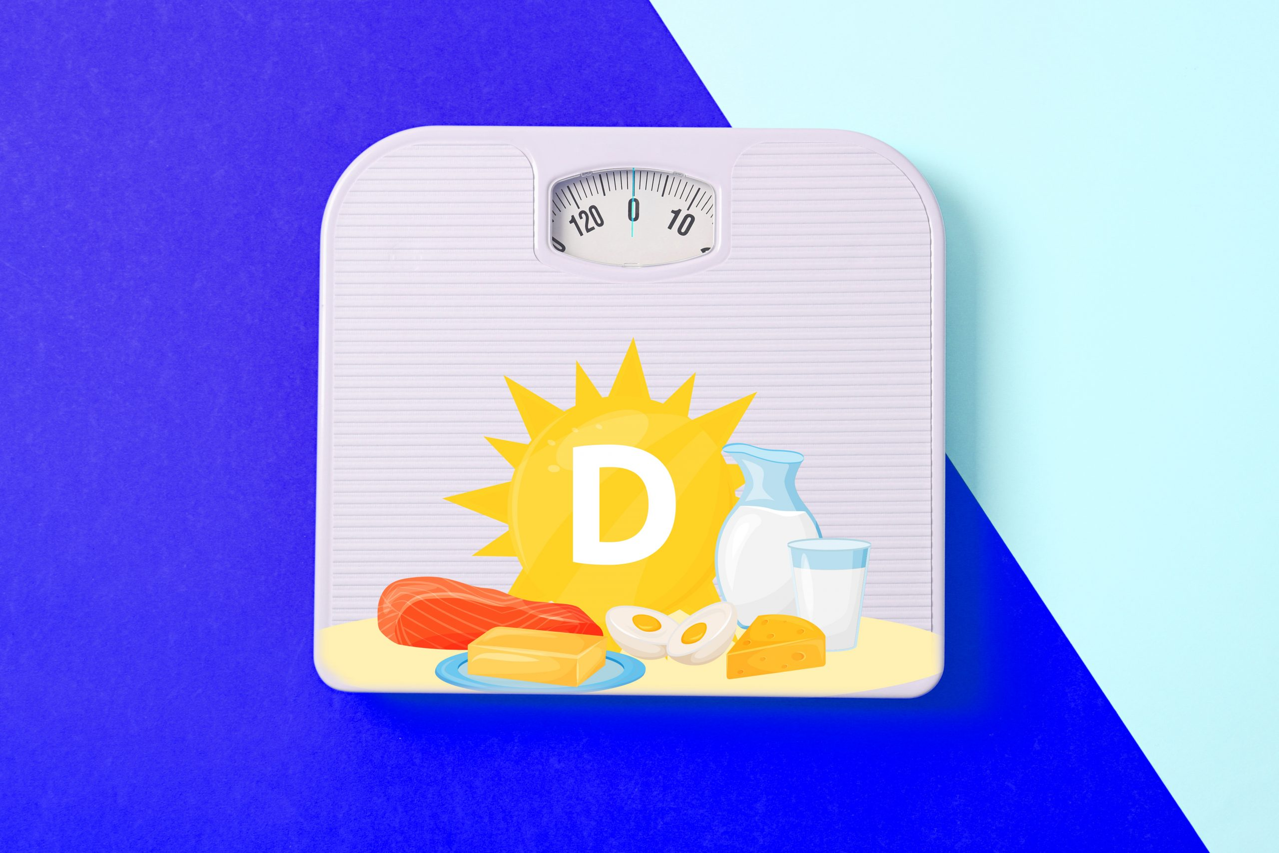 Importance of Vitamin D & Weight Loss